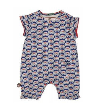 4funkyflavours 4funkyflavours girls babysuit Fish