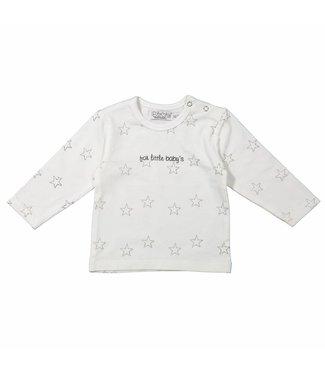 Dirkje kinderkleding Dirkje 't-shirt étoiles pour petits bébés