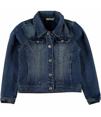 Name-it Veste en jean Name-it Star Rika Denim bleu moyen