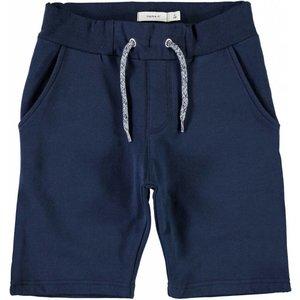 Name-it Name-it jongens blauwe sweat long short HONK