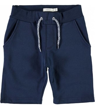 Name-it Name-it jongens blauwe sweat long short HONK