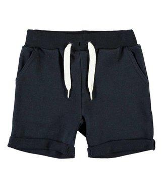 Name-it Name-it boys blue sweat long shorts VAIN
