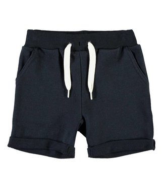 Name-it Name-it jongens blauwe sweat long short VAIN