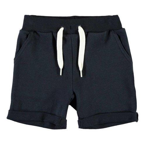 Name-it Name-it jongens blauwe sweat long short VAIN