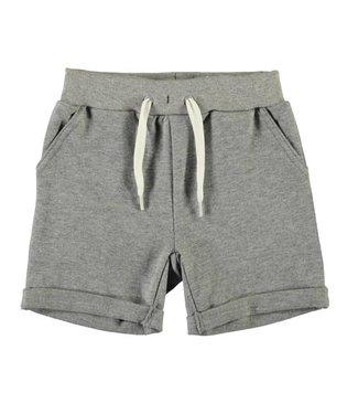 Name-it Name-it boys gray sweat long shorts VAIN