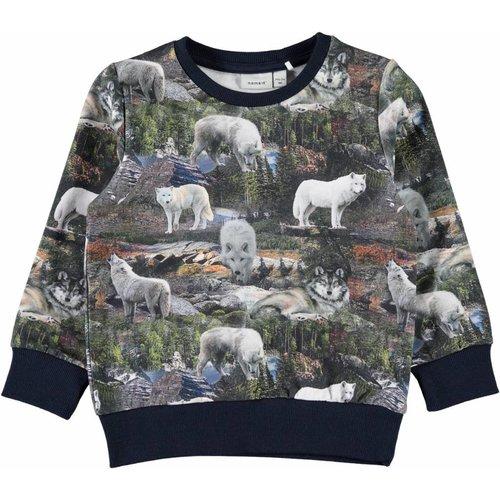 Name-it Name-it sweater KASIAL Dark Sapphire