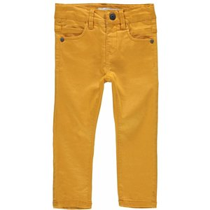 Name-it Name-it jongens oker gele jeans THEO Sunflower