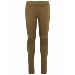 Name-it Name-it meisjes legging broek TINNA Burnt Olive