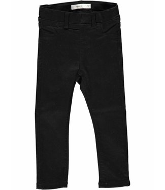 Name-it Name-it meisjes zwarte legging broek TINNA Black
