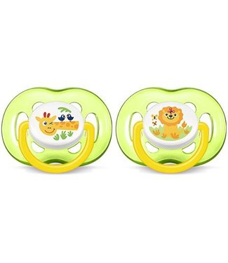 Avent Avent pacifier animal 18+
