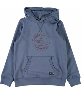 Name-it Name-it boys sweater BAGUN Vintage indigo