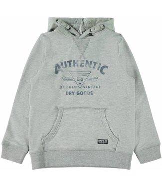 Name-it Name-it jongens sweater BAGUN Grey melange