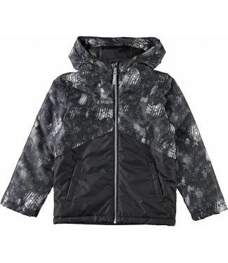 Name-it Name-it boys winter jacket MANG Black