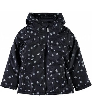 Name-it Name-it girls winter jacket MING Sky captain