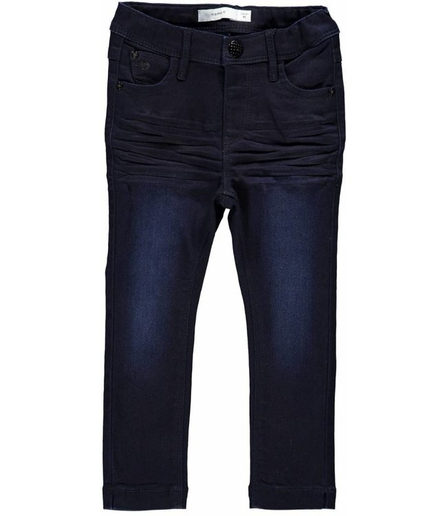Name-it Name-it blue girls jeans POLLY Dnmcarlia