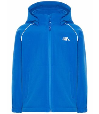Name-it Name-it blauwe softshell jas ALFA