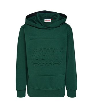 Lego wear Legowear green sweater Sensory surface