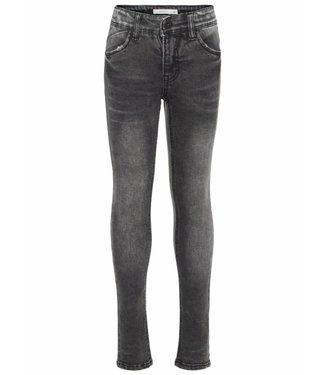 Name-it Name-it zwarte jongens jeans SILAS