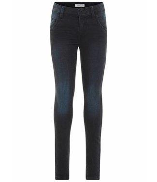 Name-it Name-it jongens jeans PETE Black Denim