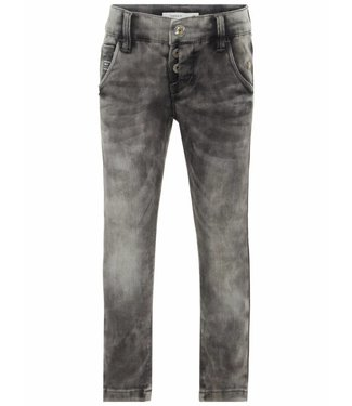 Name-it Name-it grijze jongens jeans SILAS