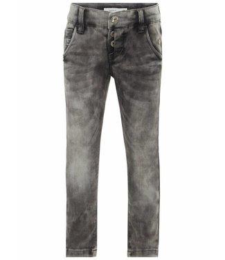Name-it Name-it grijze jongens jeans SILAS