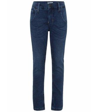 Name-it Name-it blauwe jongens jeans BABU DNMTYRELL