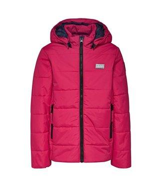 Lego wear Manteau d'hiver des filles roses Legowear Jamila