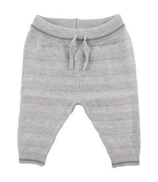 Fixoni Fixoni gray boys pants