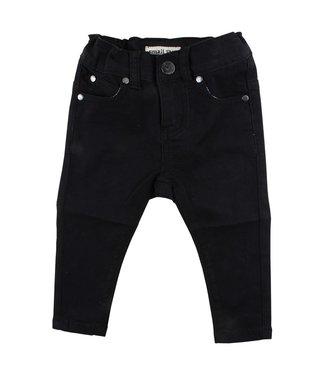 Small rags Small Rags zwarte meisjes jeans broek