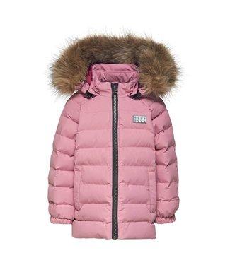 Lego wear Legowear roze meisjes winterjas Josie