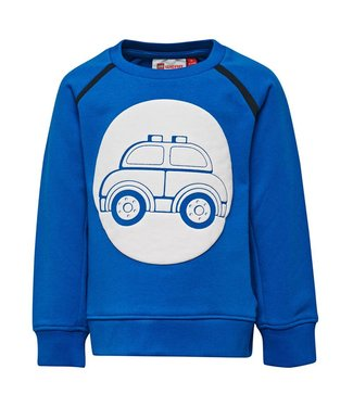 Lego wear Sweat-shirt Garçon bleu Legowear Duplo