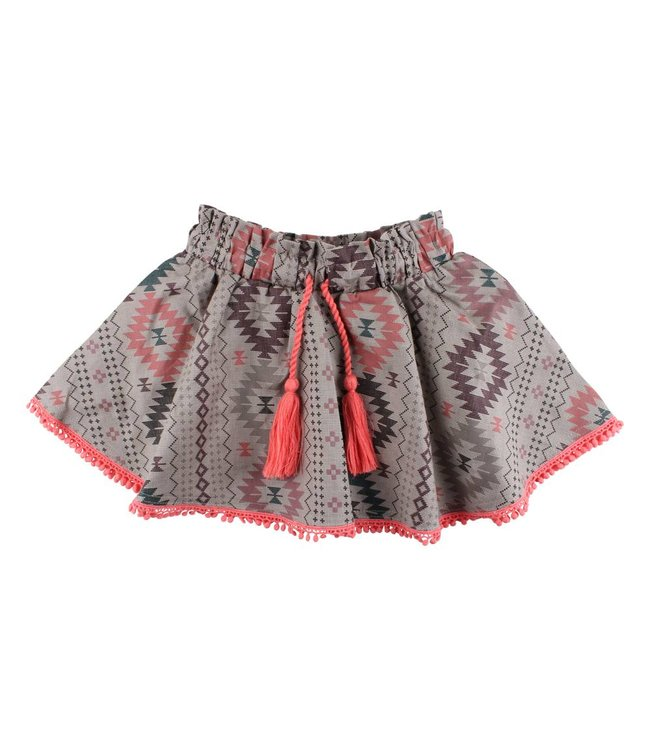 Rags Kinderkleding.Small Rags Retro Skirt Thilo