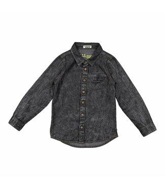 Dj Dutchjeans Djdutchjeans boys black shirt