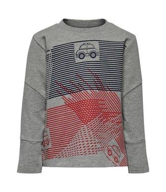 Lego wear Tshirt Garçon gris Legowear Duplo