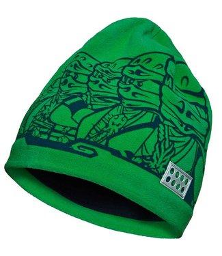 Lego wear Legowear green Lego Ninjago winter hat