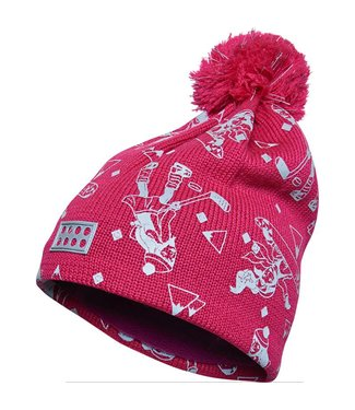 Lego wear Legowear roze winter muts Lego Friends