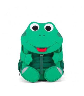 Affenzahn Affenzahn big backpack Fabian the frog