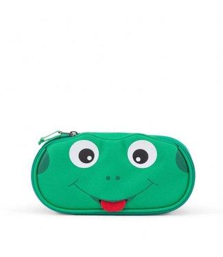 Affenzahn Affenzahn pen bag Finn Frog