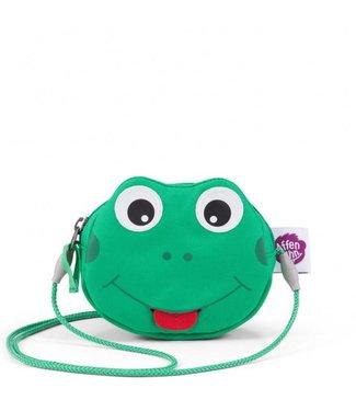 Affenzahn Affenzahn kids wallet Finn Frog