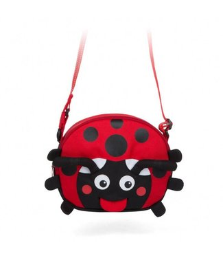 Affenzahn Affenzahn shoulder bag Lilly Ladybird