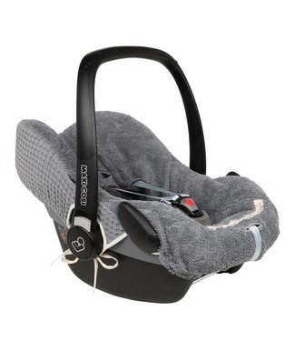 Koeka Koeka hoes voor Maxi-Cosi Antwerp Steel grey