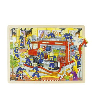 Goki Goki Puzzle Lutte contre le feu
