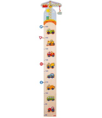 Goki Goki growth chart - Vehicles