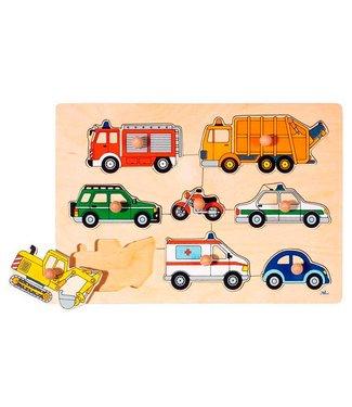 Goki Goki Puzzle - Traffic