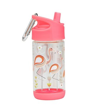 Sugarbooger Sugar booger drinking bottle Flamingo
