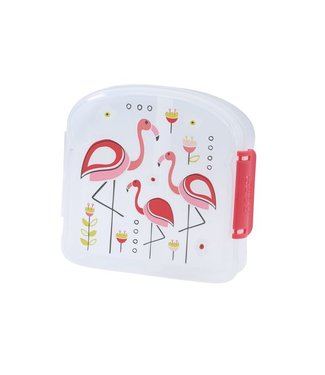 Sugarbooger Sugar booger lunch box Flamingo