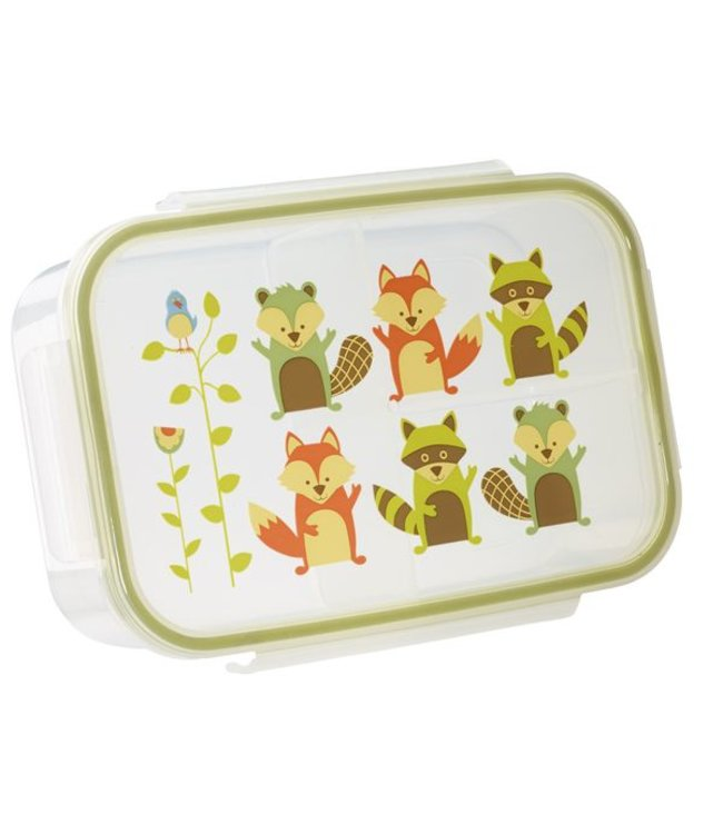 Sugarbooger Sugar booger lunch bento box Fox