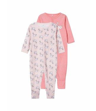 Name-it Name-it pajama set (2) Strawberrycream