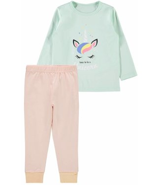 Name-it Name-it girls pajama set Spray - kids