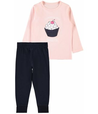 Name-it Name-it meisjes pyjama set Strawberry - mini